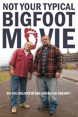 Not Your Typical Bigfoot Movie - 11 x 17 Movie Poster - Style A