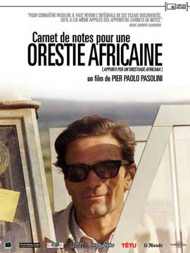 Notes Towards an African Orestes - 11 x 17 Movie Poster - French Style A