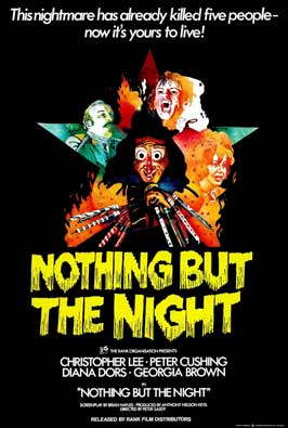 Nothing But the Night - 27 x 40 Movie Poster - Style A