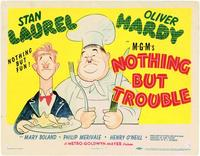 Nothing But Trouble - 11 x 14 Movie Poster - Style A