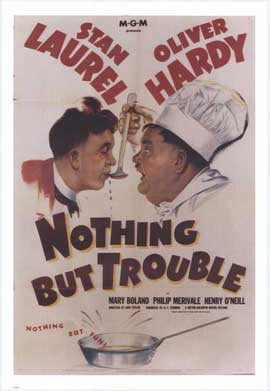 Nothing But Trouble - 27 x 40 Movie Poster - Style B