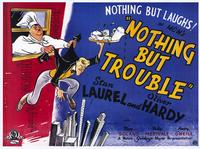 Nothing But Trouble - 43 x 62 Movie Poster - Bus Shelter Style A