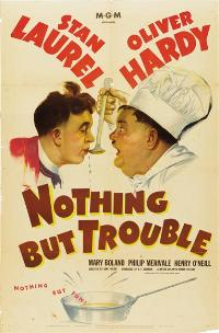 Nothing But Trouble - 11 x 17 Movie Poster - Style C