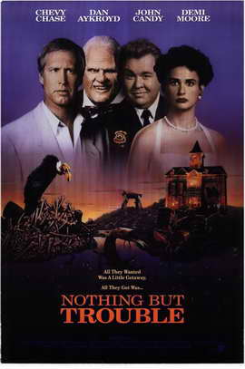 Nothing But Trouble - 11 x 17 Movie Poster - Style A
