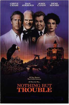 Nothing But Trouble - 27 x 40 Movie Poster - Style A