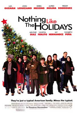 Nothing Like the Holidays - 11 x 17 Movie Poster - Style A