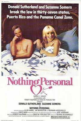 Nothing Personal - 11 x 17 Movie Poster - Style A