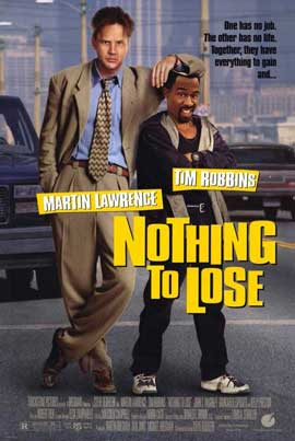 Nothing to Lose - 11 x 17 Movie Poster - Style B