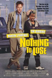 Nothing to Lose - 27 x 40 Movie Poster - Style B