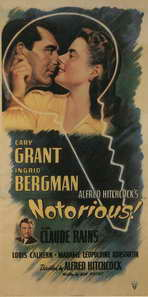 Notorious - 14 x 36 Movie Poster - Insert Style A