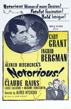 Notorious - 27 x 40 Movie Poster - Style B