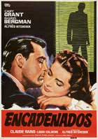 Notorious - 11 x 17 Movie Poster - Spanish Style B