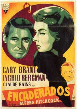 Notorious - 11 x 17 Movie Poster - Spanish Style A