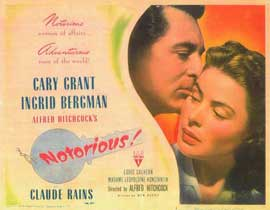 Notorious - 11 x 14 Movie Poster - Style A