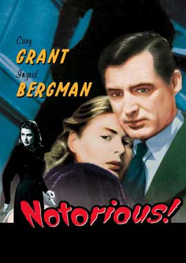 Notorious - 27 x 40 Movie Poster - UK Style E