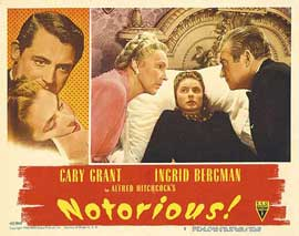 Notorious - 11 x 14 Movie Poster - Style F