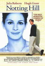Notting Hill - 27 x 40 Movie Poster - Style B