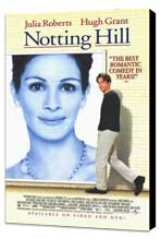 Notting Hill - 11 x 17 Movie Poster - Style B - Museum Wrapped Canvas