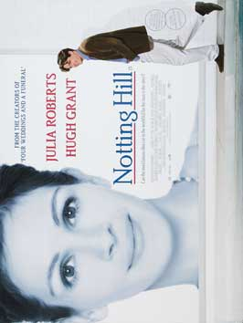 Notting Hill - 11 x 17 Movie Poster - UK Style A