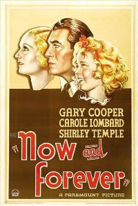 Now and Forever - 43 x 62 Movie Poster - Bus Shelter Style A