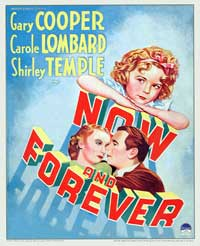 Now and Forever - 11 x 17 Movie Poster - Style C