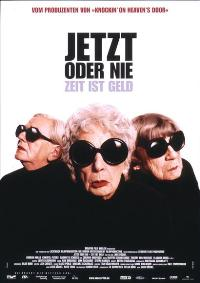 Now or Never - 11 x 17 Movie Poster - German Style A