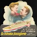 Now, Voyager - 30 x 30 Movie Poster - Spanish Syle A