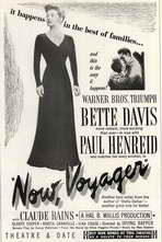Now, Voyager - 11 x 17 Movie Poster - Style B