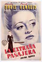 Now, Voyager - 27 x 40 Movie Poster - Spanish Style A