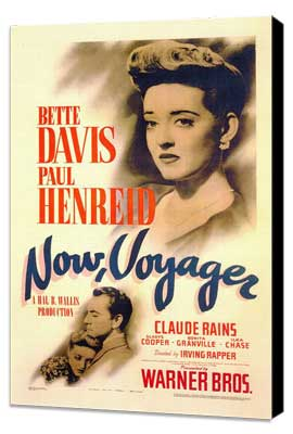 Now, Voyager - 11 x 17 Movie Poster - Style A - Museum Wrapped Canvas