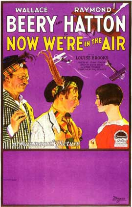 Now We're in the Air - 27 x 40 Movie Poster - Style A