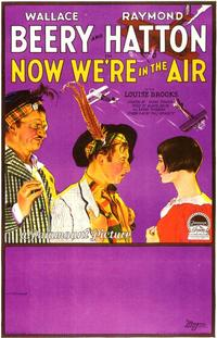 Now We're in the Air - 43 x 62 Movie Poster - Bus Shelter Style A
