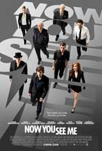 Now You See Me - 11 x 17 Movie Poster - Style A