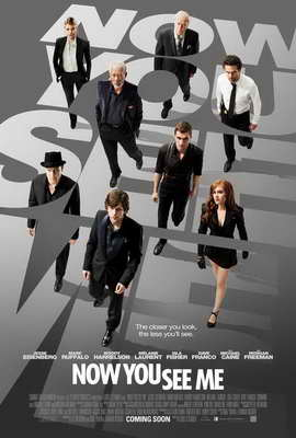 Now You See Me - 27 x 40 Movie Poster - Style A