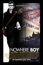 Nowhere Boy - 27 x 40 Movie Poster - Canadian Style A