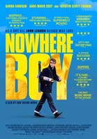 Nowhere Boy - 27 x 40 Movie Poster - Swiss Style A