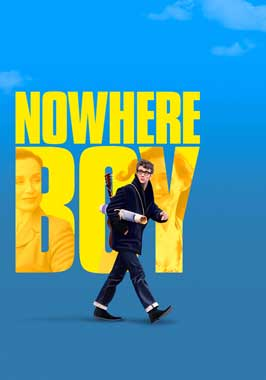 Nowhere Boy - 43 x 62 Movie Poster - Bus Shelter Style A