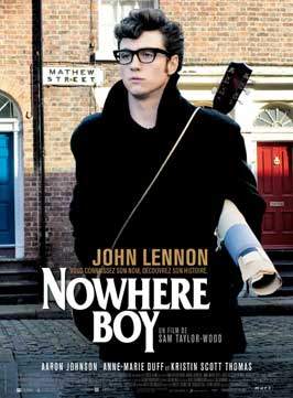Nowhere Boy - 27 x 40 Movie Poster - French Style A
