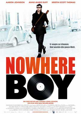 Nowhere Boy - 27 x 40 Movie Poster - Japanese Style A