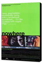 Nowhere - 27 x 40 Movie Poster - Style A - Museum Wrapped Canvas