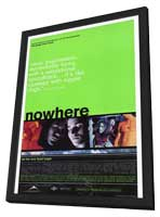 Nowhere - 11 x 17 Movie Poster - Style A - in Deluxe Wood Frame