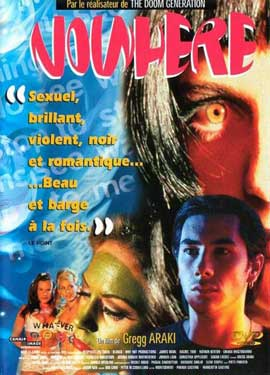 Nowhere - 11 x 17 Movie Poster - French Style A