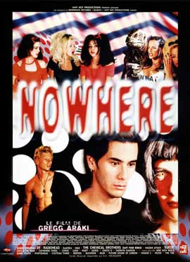 Nowhere - 11 x 17 Movie Poster - French Style B