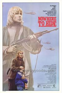 Nowhere to Hide - 27 x 40 Movie Poster - Style A