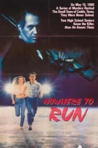 Nowhere to Run - 11 x 17 Movie Poster - Style A