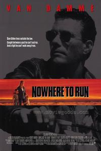 Nowhere to Run - 27 x 40 Movie Poster - Style A