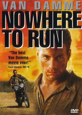 Nowhere to Run - 11 x 17 Movie Poster - Style B