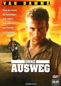 Nowhere to Run - 27 x 40 Movie Poster - German Style A