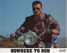 Nowhere to Run - 11 x 14 Movie Poster - Style A