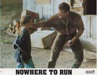 Nowhere to Run - 11 x 14 Movie Poster - Style B